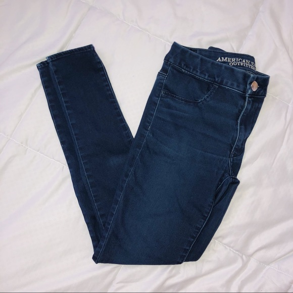 SOFT AND COZY JEGGINGS WORN ONCE!!⚡️⚡️